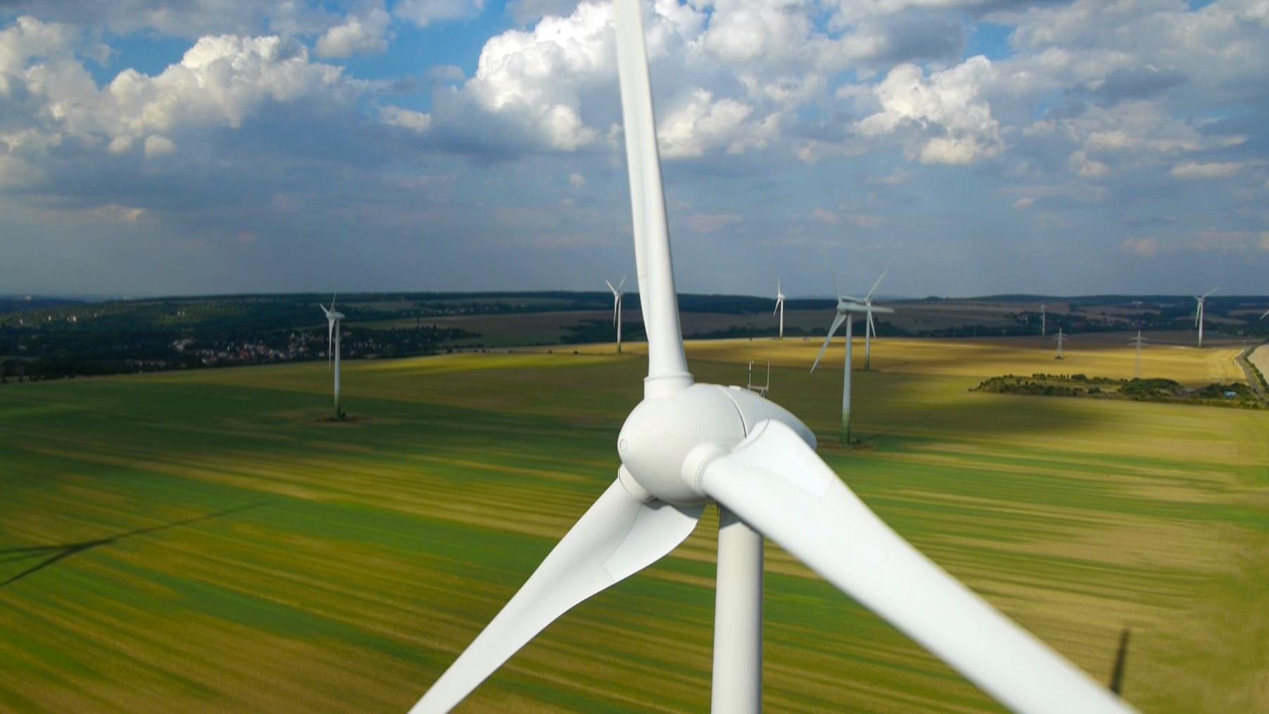 Windrad Energie Erfurt