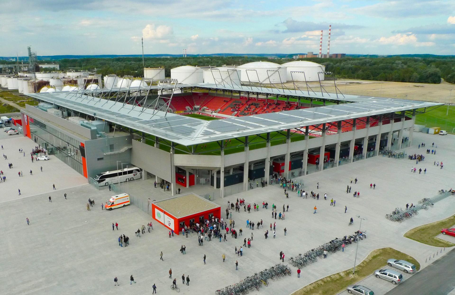 Audi Sportpark FC-Ingolstadt